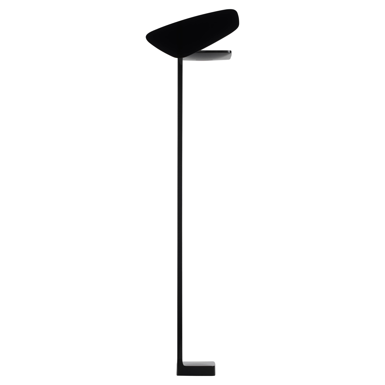Foscarini Lightwing Floor Lamp in Black by Jean Marie Massaud