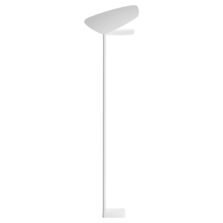 Foscarini Lightwing Floor Lamp in White by Jean Marie Massaud