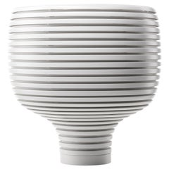 Foscarini Behive Table Lamp in White by Werner Aisslinger