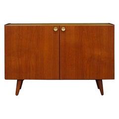 Teak Cabinet Retro Danish Design
