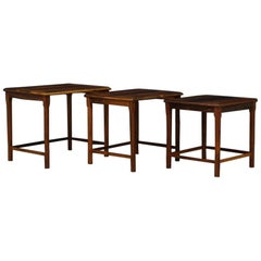 Rosewood Tables Danish Design Retro
