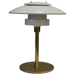 Vintage Model 2686 Table Lamp by Horn for Light Studio, 1960s