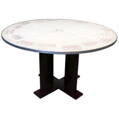 Jean Prouve and Jules Leleu Table, 1934