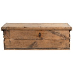 Solid Spruce Chest, Italy, circa 1700
