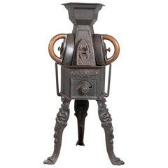 Tailor's Iron Heater, Philadelphia, Late 1800