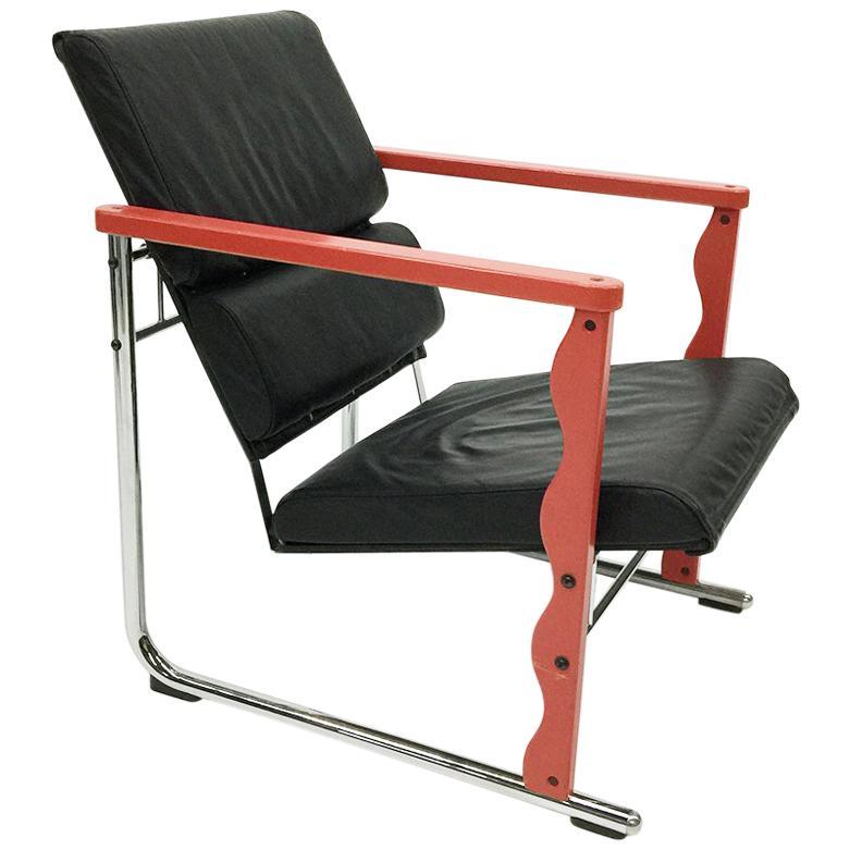 Chair by Yrjö Kukkapuro, Experiment Series, Finland, 1982