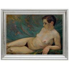 Art Déco Nude, 1920s