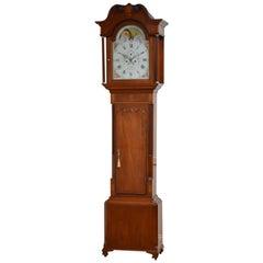 George III Longcase Clock by J. Wilde, Macclesfield