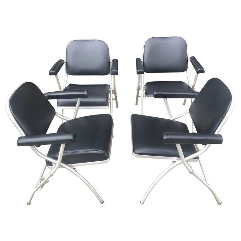 Midcentury Warren McArthur Chairs For Sale