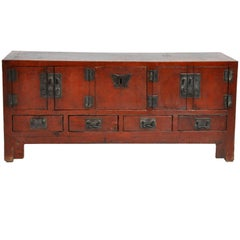 Late Qing Dynasty Tianjin Chest