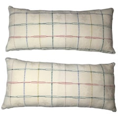 Elegant Pair of Decorative Pillows