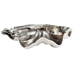 Aluminum Shell-Shaped Tray