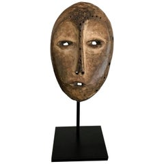 Lega Bwami Society Mask with Provenance