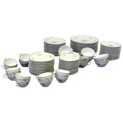 Richard Ginori Set of China in the Verona Pattern
