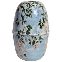 Impressive Hand Painted Ceramic Vase