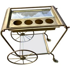 1960s Italian Drinks Trolley