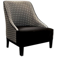 Dackys Gray Armchair by Dom Edizioni