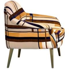 Bernadette Small Armchair by Dom Edizioni