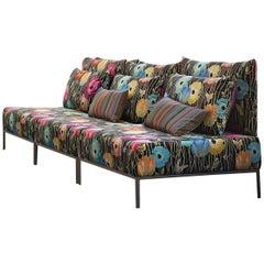 Adar Multi-Color 3-Seat Modular Sofa by MissoniHome