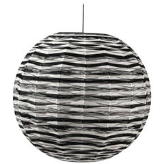Thea Kuta Black and White Pendant Lamp by MissoniHome