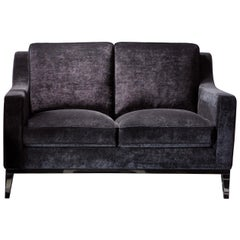 Cristine Grey Love Seat by DOM Edizioni
