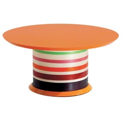 Spool Small Orange Side Table by MissoniHome