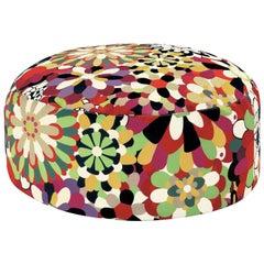 Pallina Multi-Color Pouf by MissoniHome
