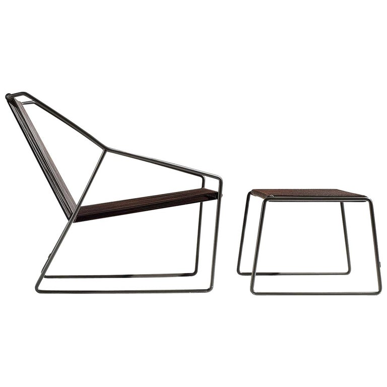 Missoni Home Cordula Easy Chair: Cordula Cuoio Armchair By MissoniHome For Sale At 1stdibs