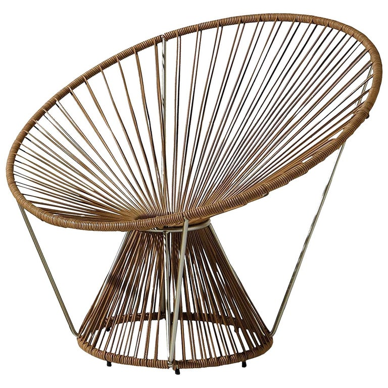 Missoni Home Cordula Chair: Cordula Cuoio Round Armchair By MissoniHome For Sale At
