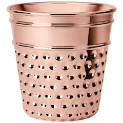 Here Ice Bucket in Copper Finish by Studio Job