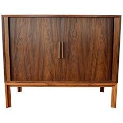 Danish Kai Kristiansen Rosewood Bar Cabinet for FM Møbler, 1960s