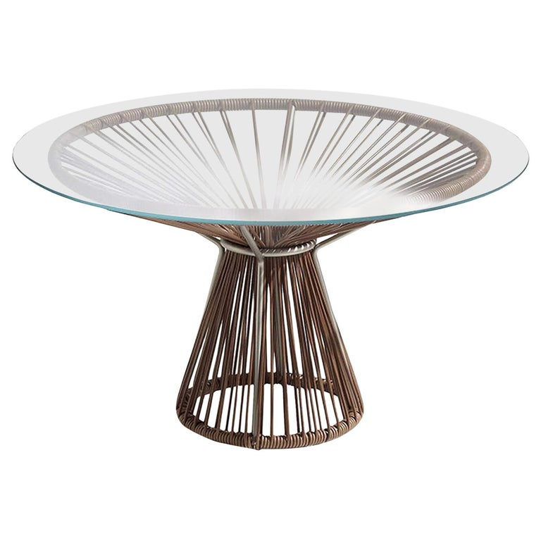 Cordula Cuoio Coffee Table by MissoniHome For Sale