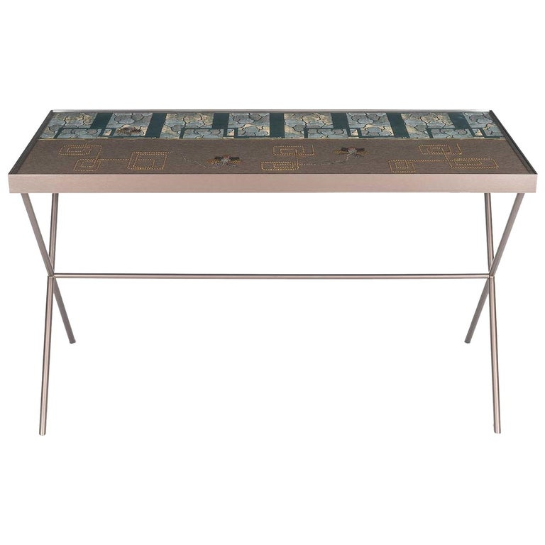 The Diplomat Desk by Younik For Sale