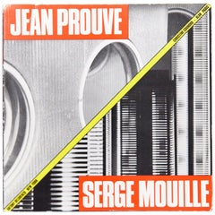 Jean Prouve Serge Mouille Mid Century Modern Two Master Metal Workers Book.