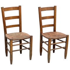 Pair of Perriand Nº 19 Chairs
