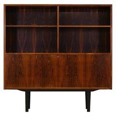 Brouer Danish Design Rosewood Bookcase Vintage