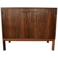 Danish Midcentury Kai Kristiansen Rosewood Bar Cabinet, 1960s