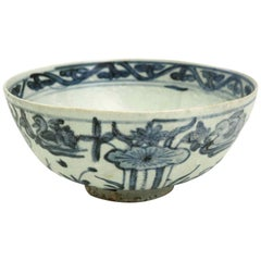 Chinese Porcelain, Shipwreck Founding, 17th Century