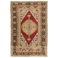 1920s Antique Khotan Rug