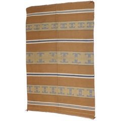 Navajo Indian Weaving Chinle Rug