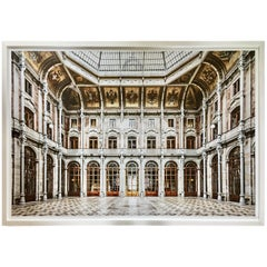 Neoclassical Style Architectural Art Photograph, Portugal