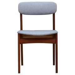 Chair 1960-1970 Teak Scandinavian Design