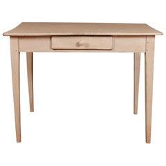 Französischer Beistelltisch oder Schreibtisch