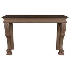 Scottish Console Table