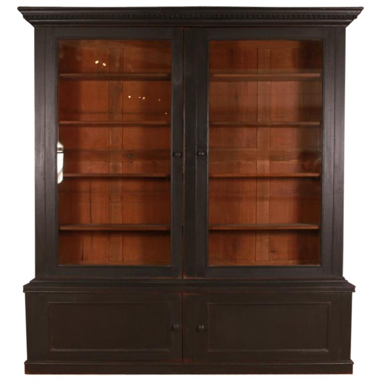 English Library Bookcase For Sale At 1stdibs