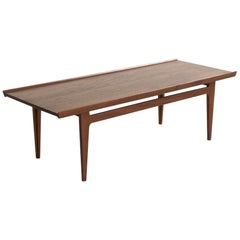 Midcentury Danish Coffee Table in Teak by Finn Juhl for France & Søn, 1960s