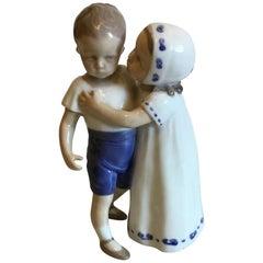 Bing & Grondahl Figurine Love Refused No 1614