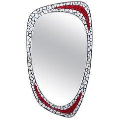 Asymetric Mosaic Mirror, 1950s