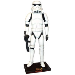 Stormtrooper Straight Arm Life-Size Star Wars Licensed Figure Limited Edition