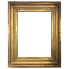 19th Century Wood Italian Frame
